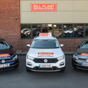 Bill Plant Driving School Volkswagen