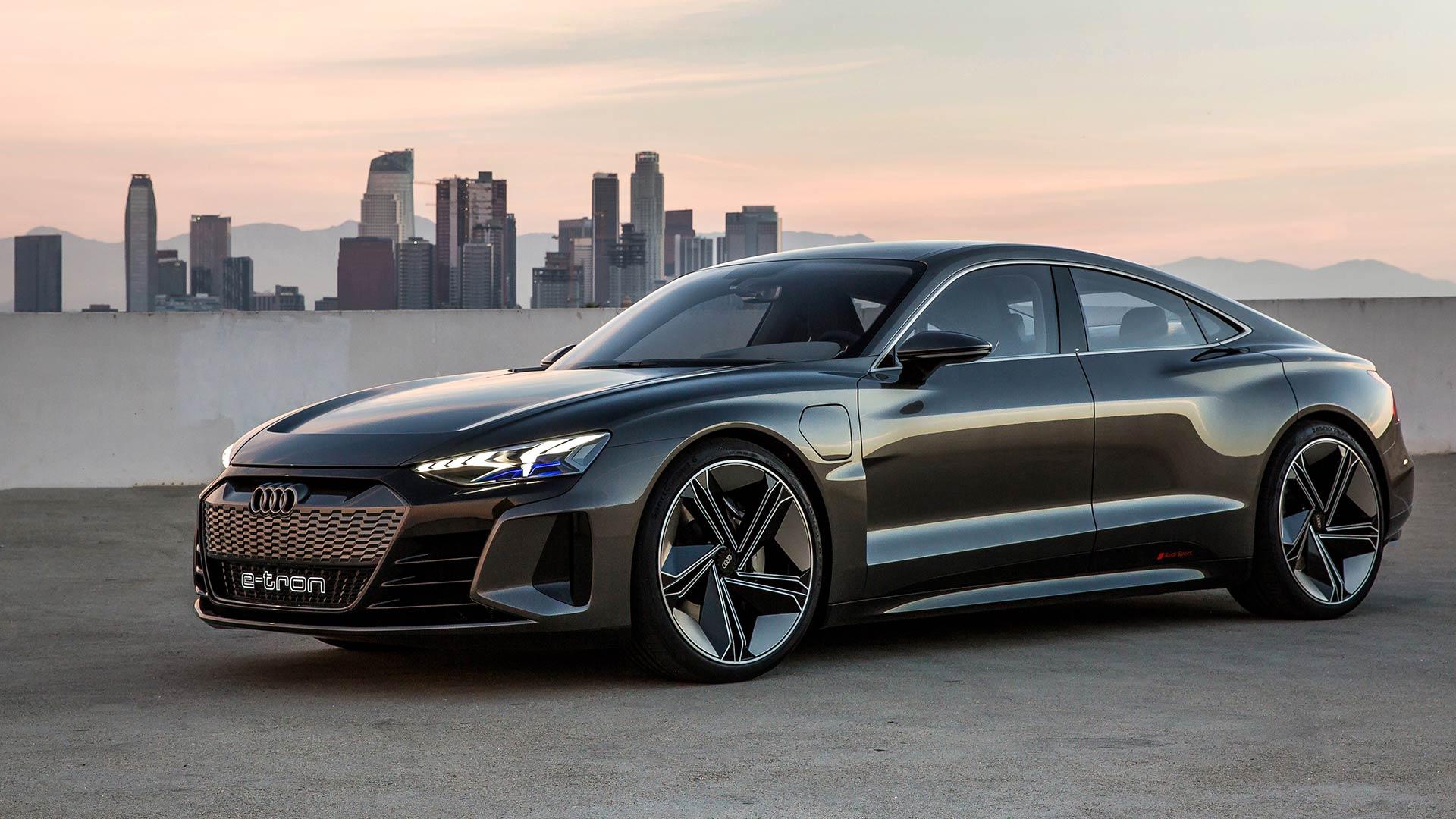 Captain Marvel meets the Audi e-tron SUV