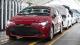 Toyota Corolla production in Burnaston