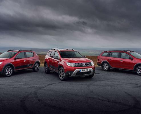 Dacia Techroad prices