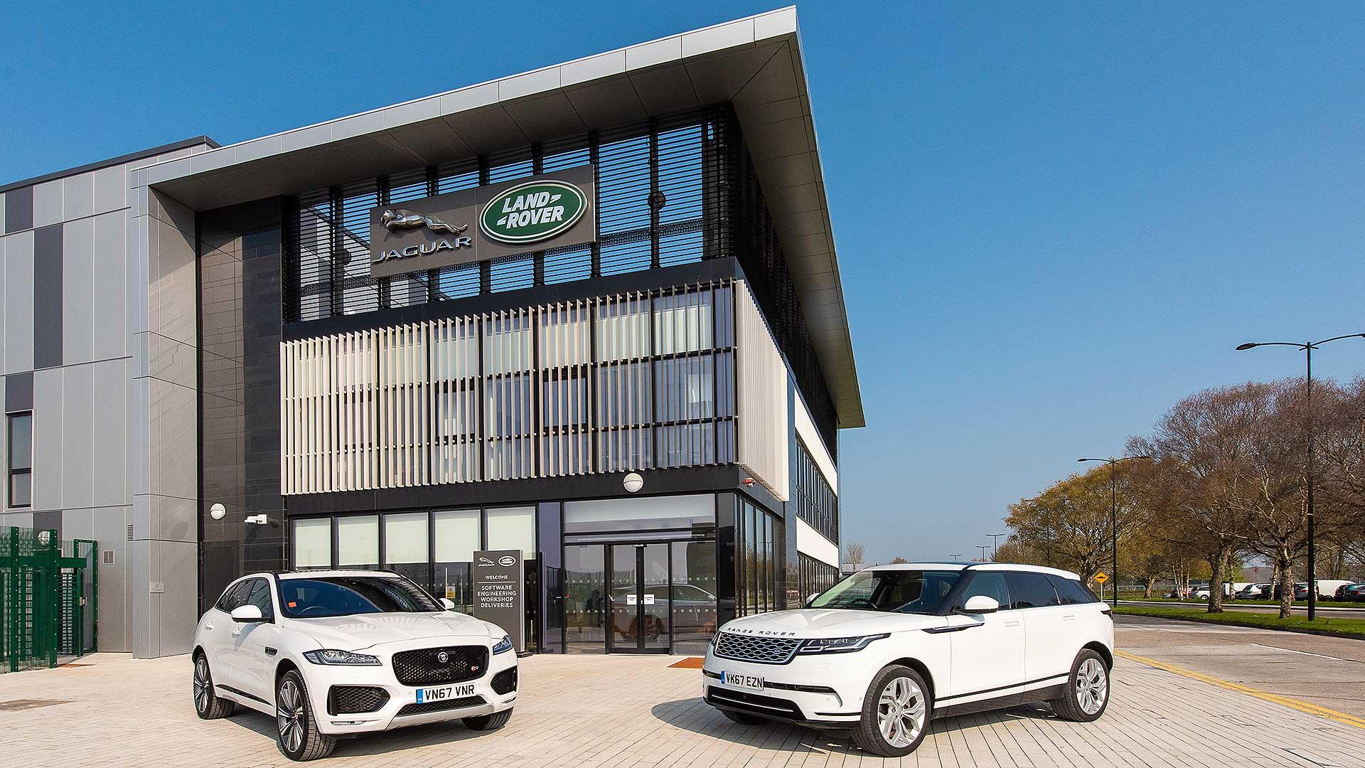 Jaguar Land Rover Shannon