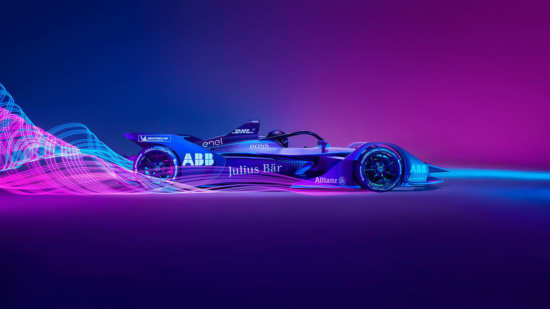 Formula E Virtually Live Ghost Racing