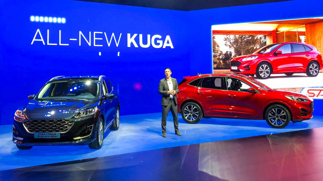 All New Ford Kuga Everything You Need To Know Motoring Research