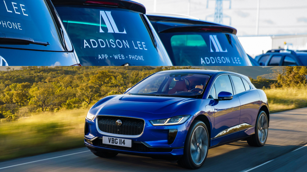 Jaguar Land Rover may buy Addison Lee for £300 million
