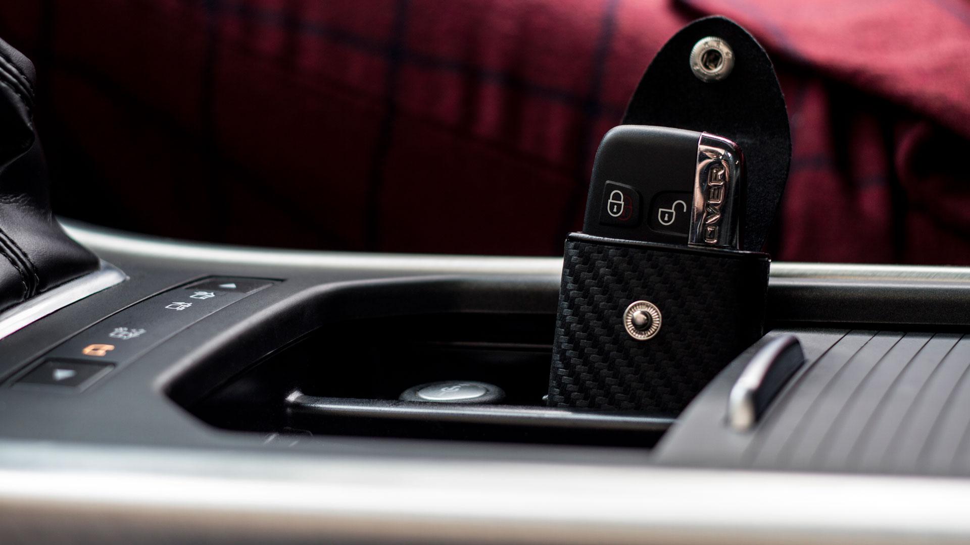 KeyBlock in car