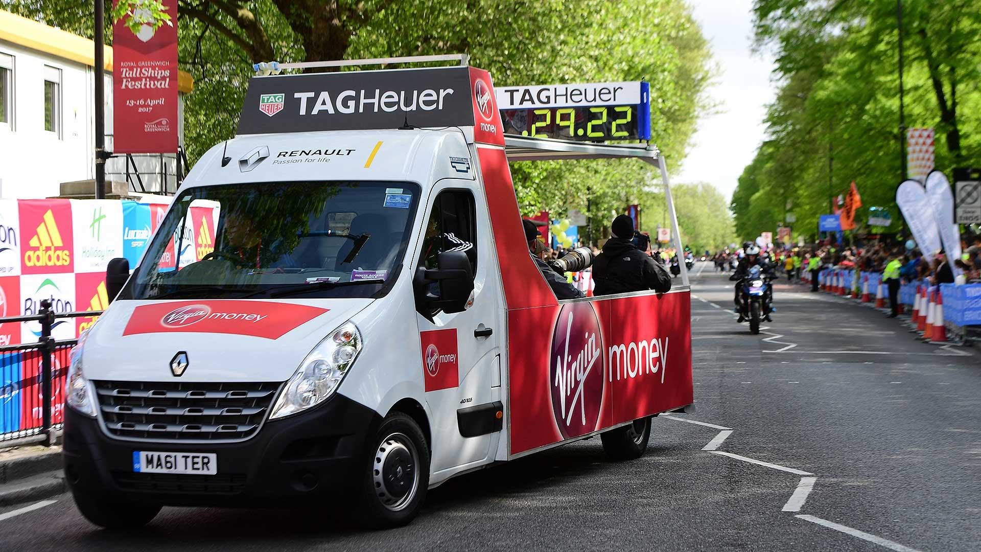 London Marathon Renault