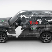Land Rover Defender 2020 Tusk disguise