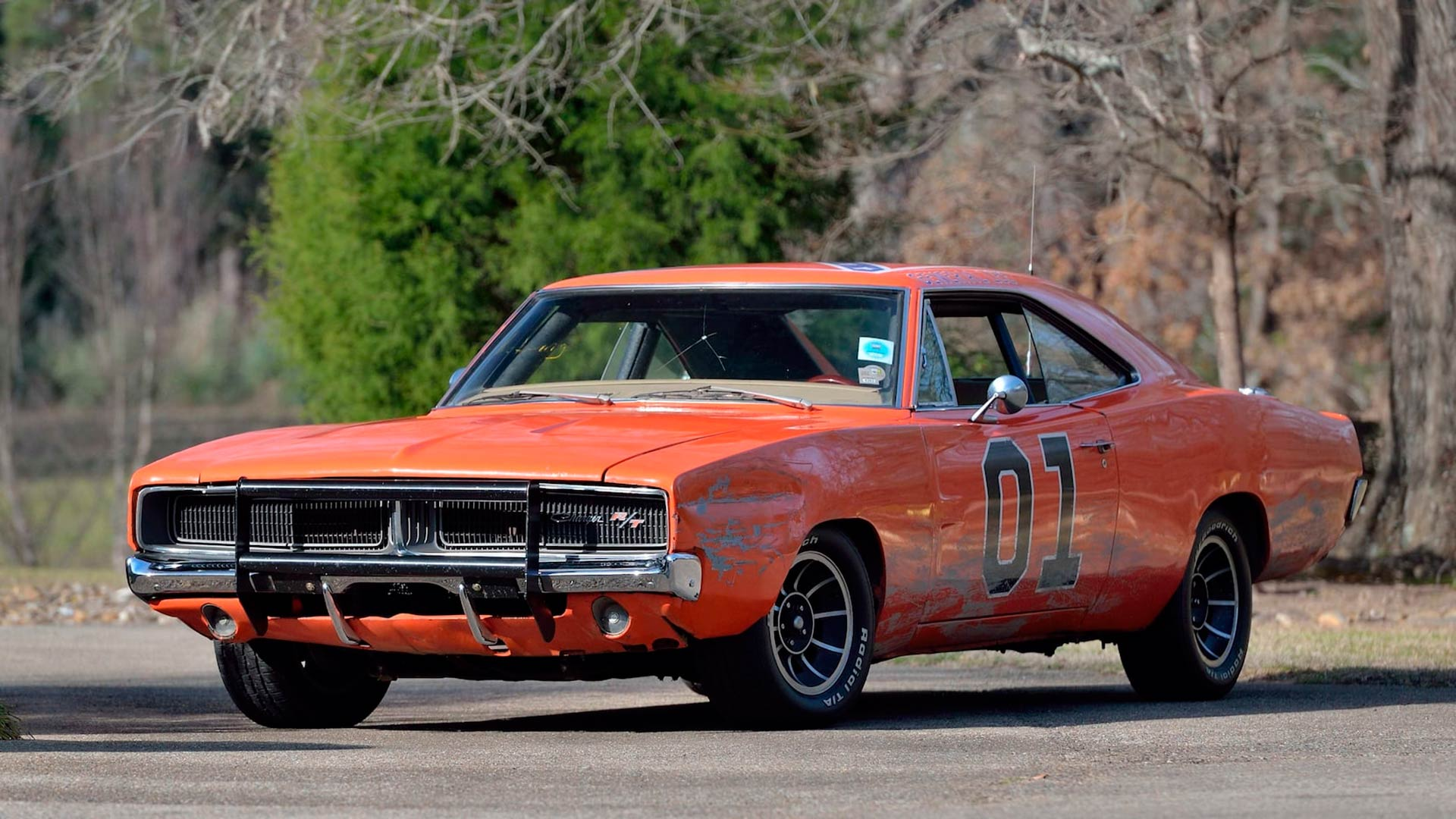 Mecum Indy 2019 Dukes of Hazzard Dodge Charger