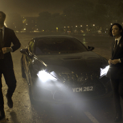 Men in Black Lexus