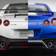 Nissan GT-R 50th NYAS