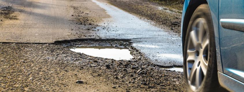 Pothole road