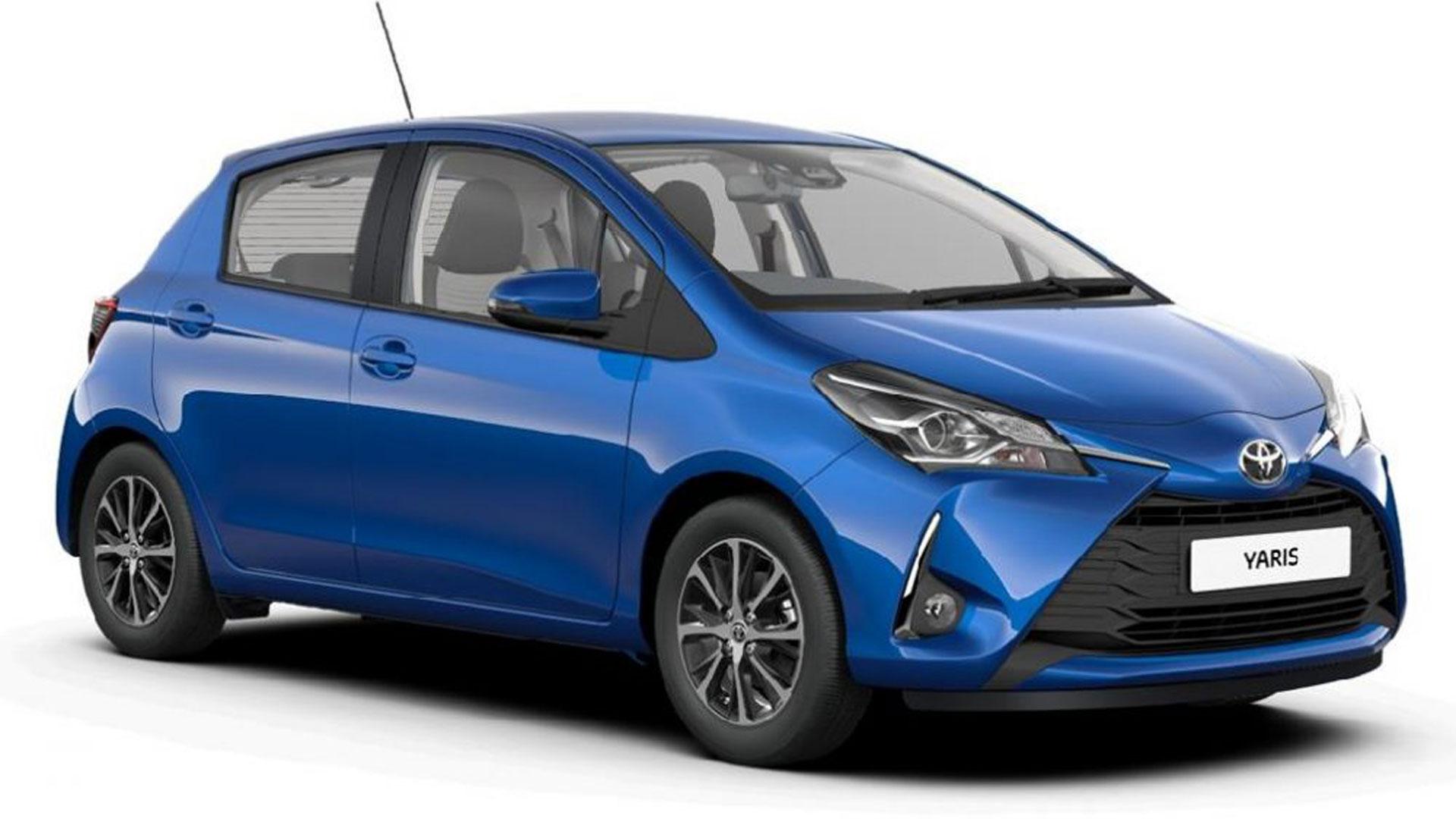 Toyota Yaris Icon Trend
