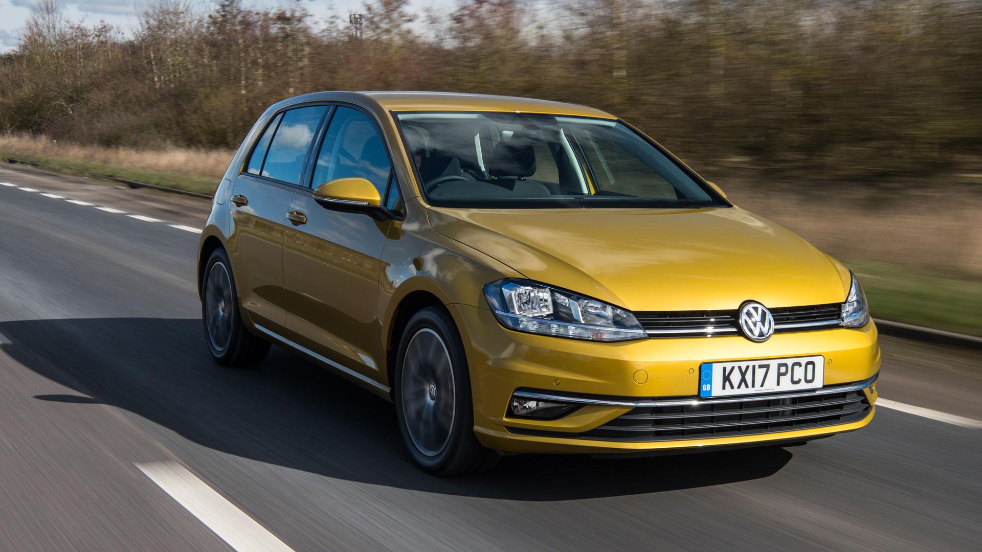 Volkswagen Golf subscription service