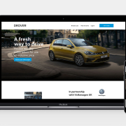 Volkswagen subscription service