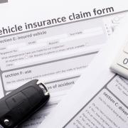 car insurance claim form