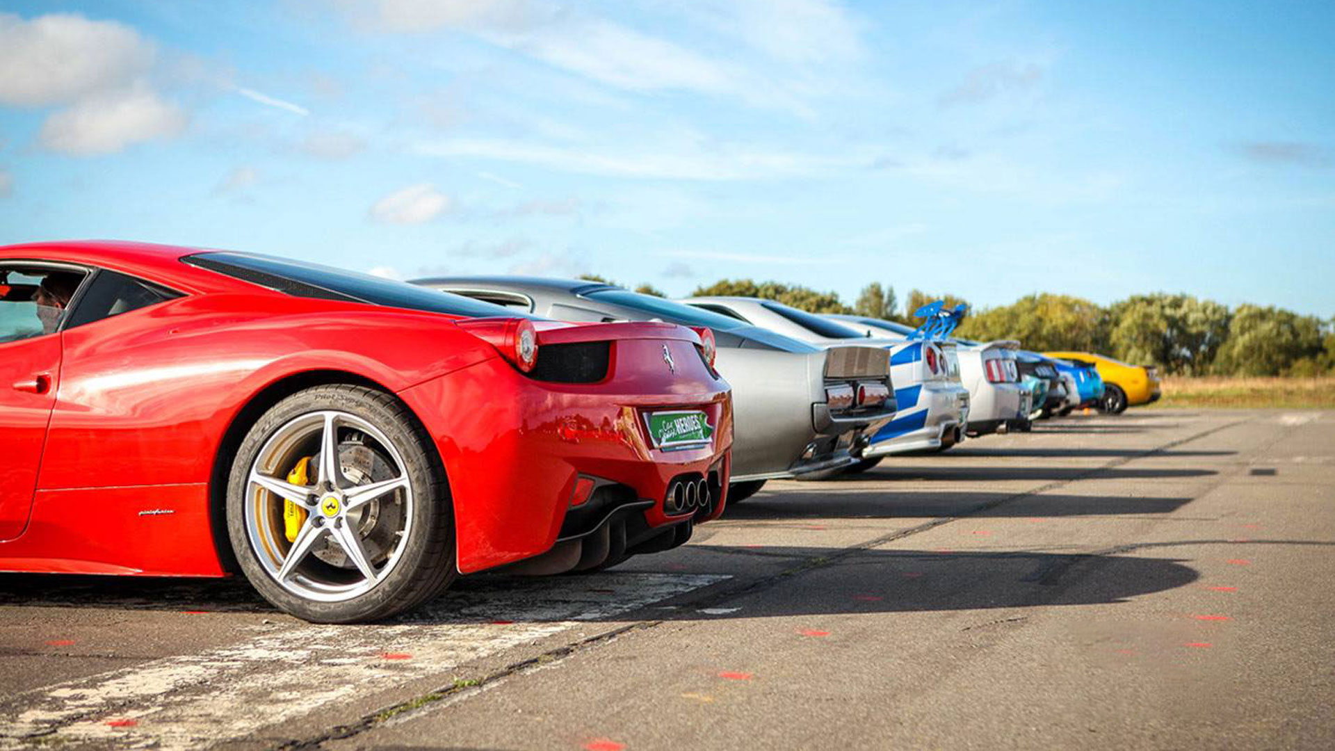 supercar experience day