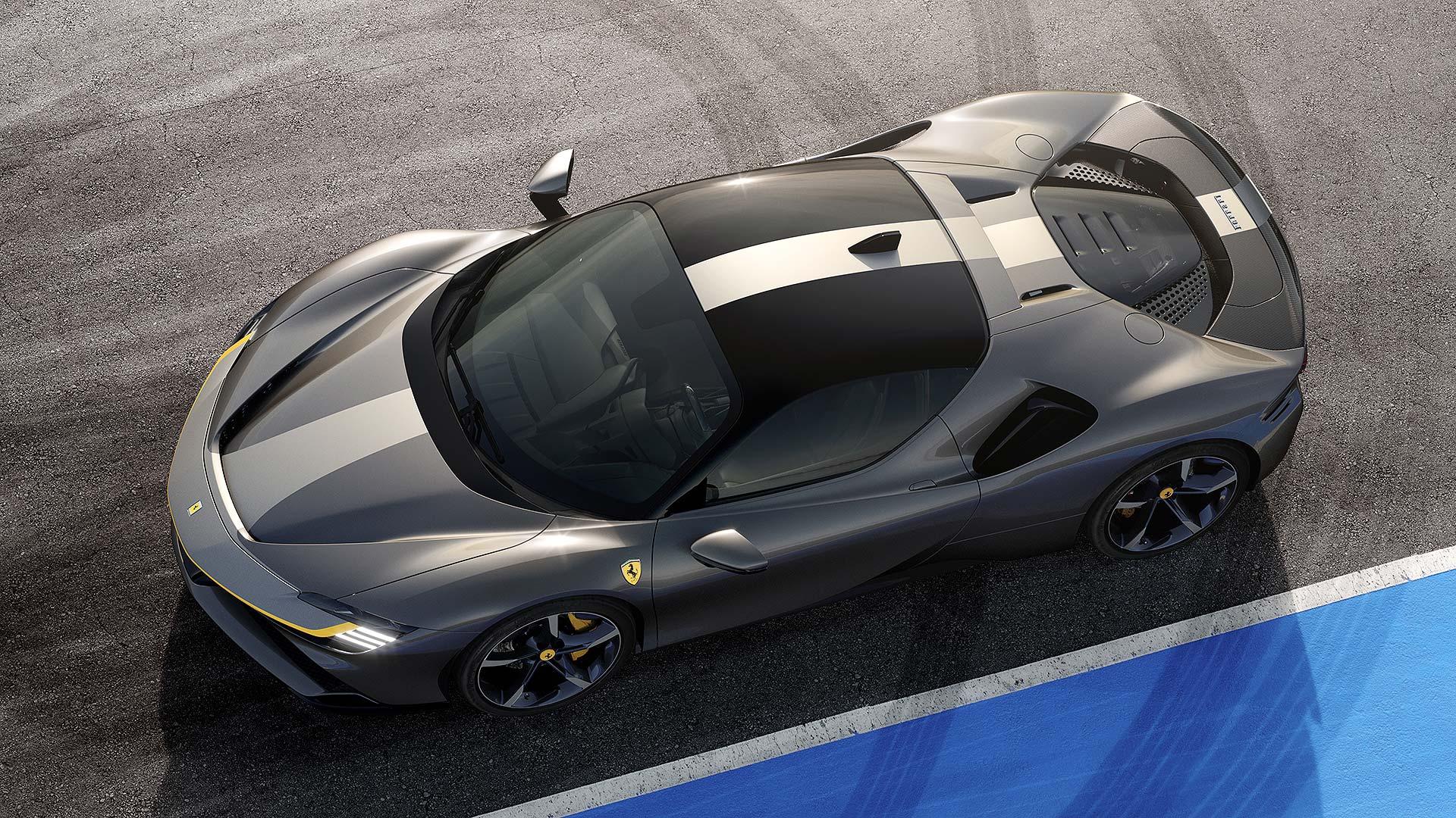 2020 Ferrari SF90 Stradale Assetto Fiorano