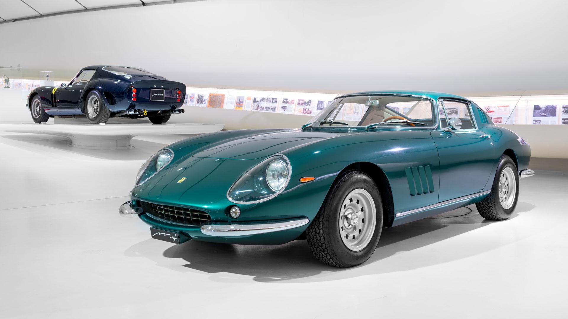 Ferrari 275 GTB at Museo Enzo Ferrari Modena