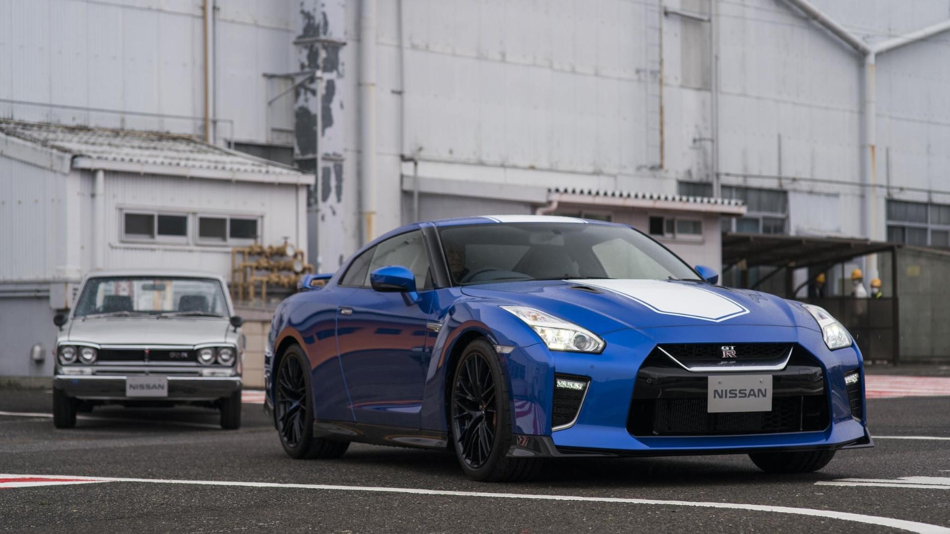 Nissan sports cars