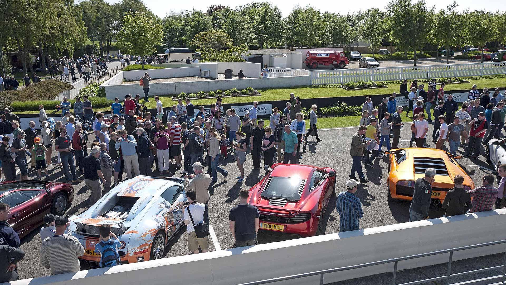 Goodwood Breakfast Club Supercar Sunday