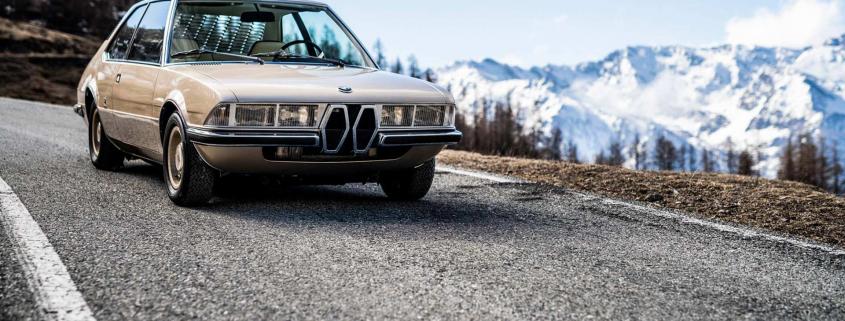 2019 BMW Garmisch Concept Story
