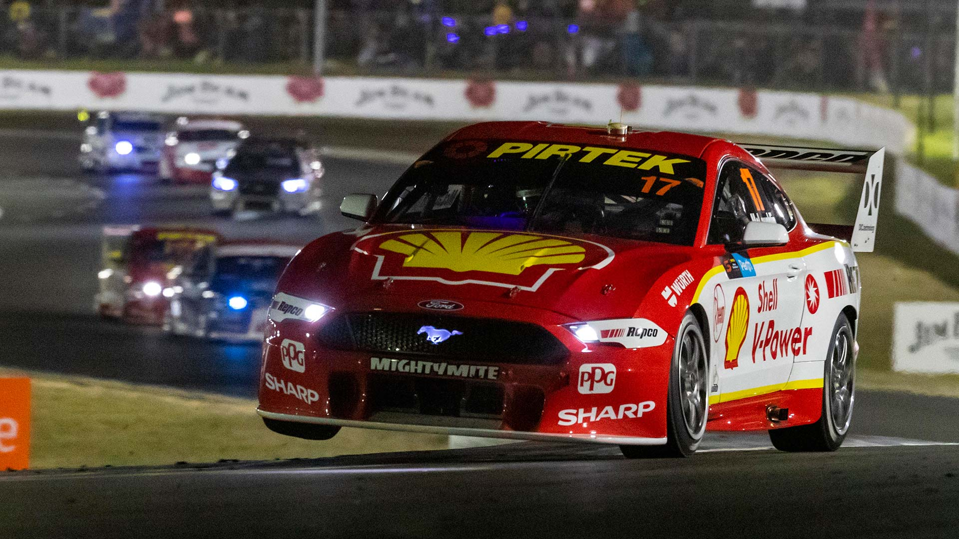 2019 Ford Performance-Mustang Supercar Wins Again in Perth