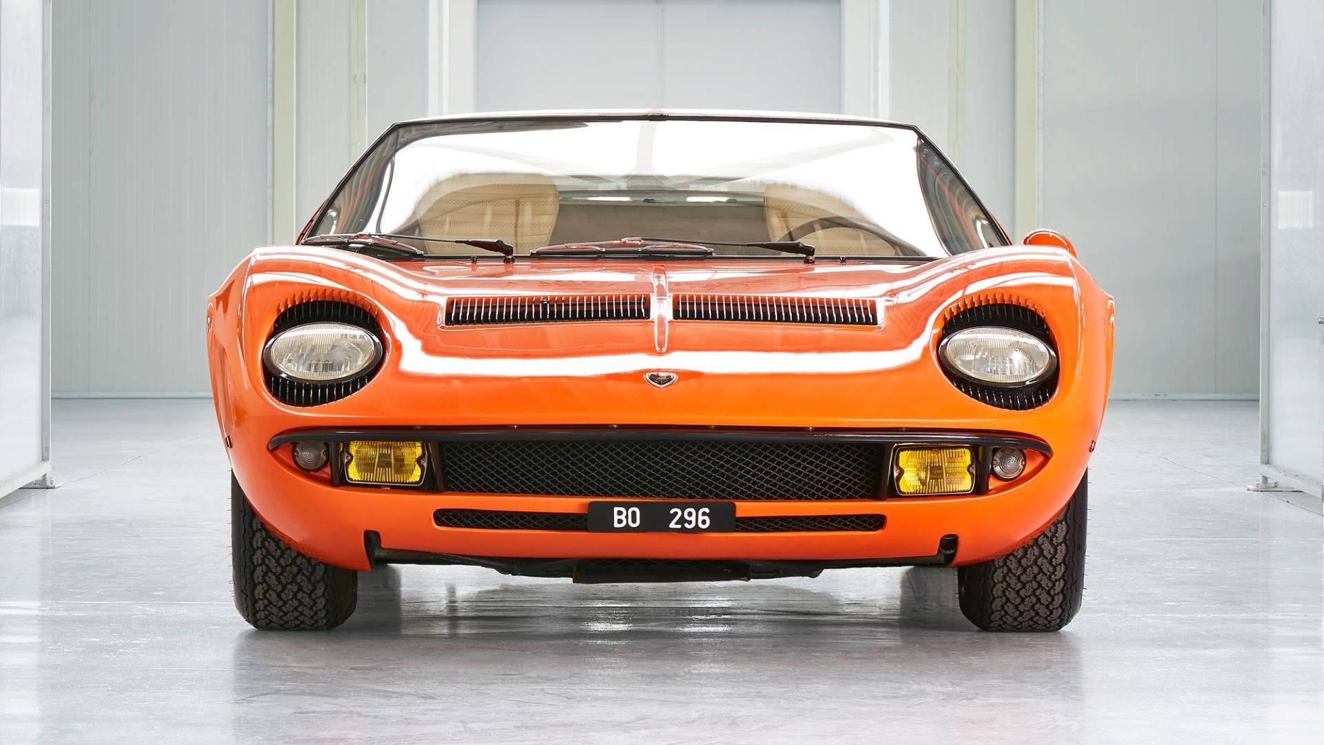 Lamborghini Italian Job