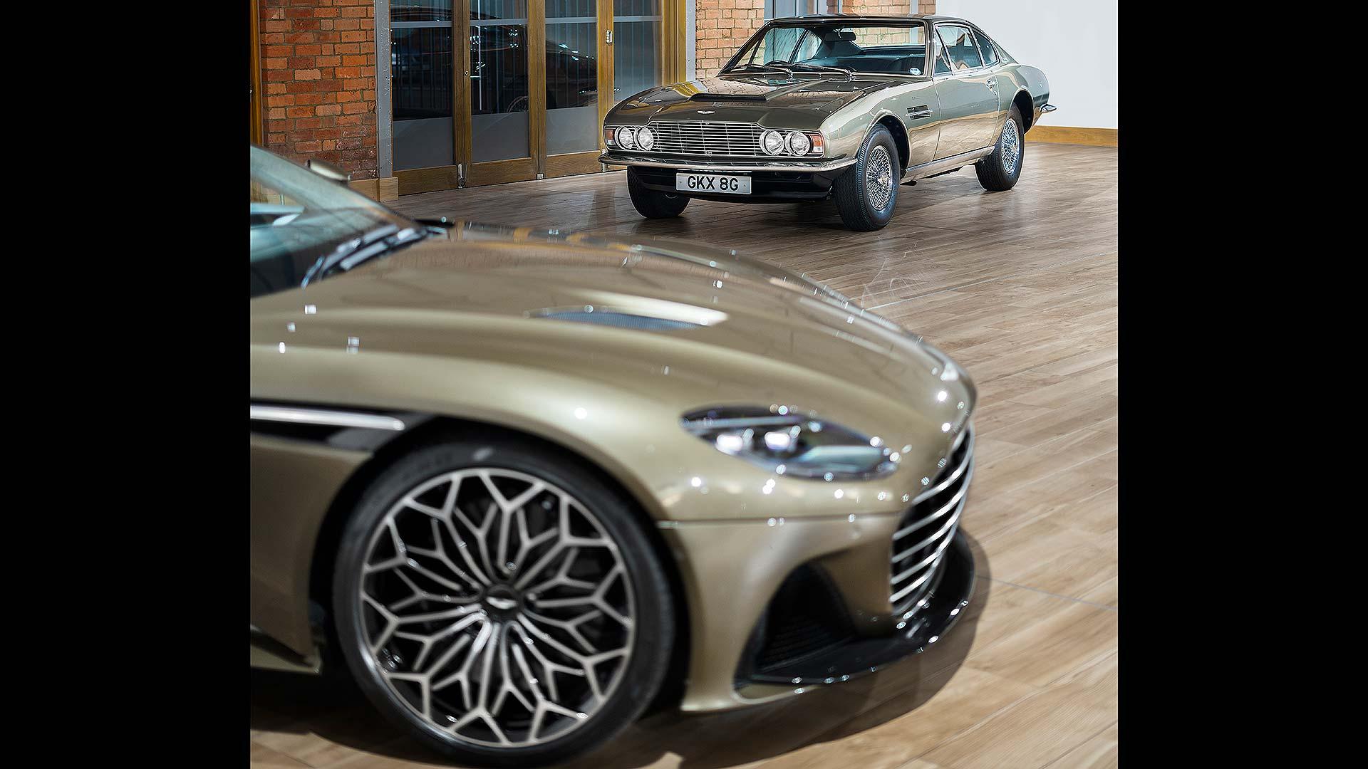 Aston Martin OHMSS DBS Superleggera