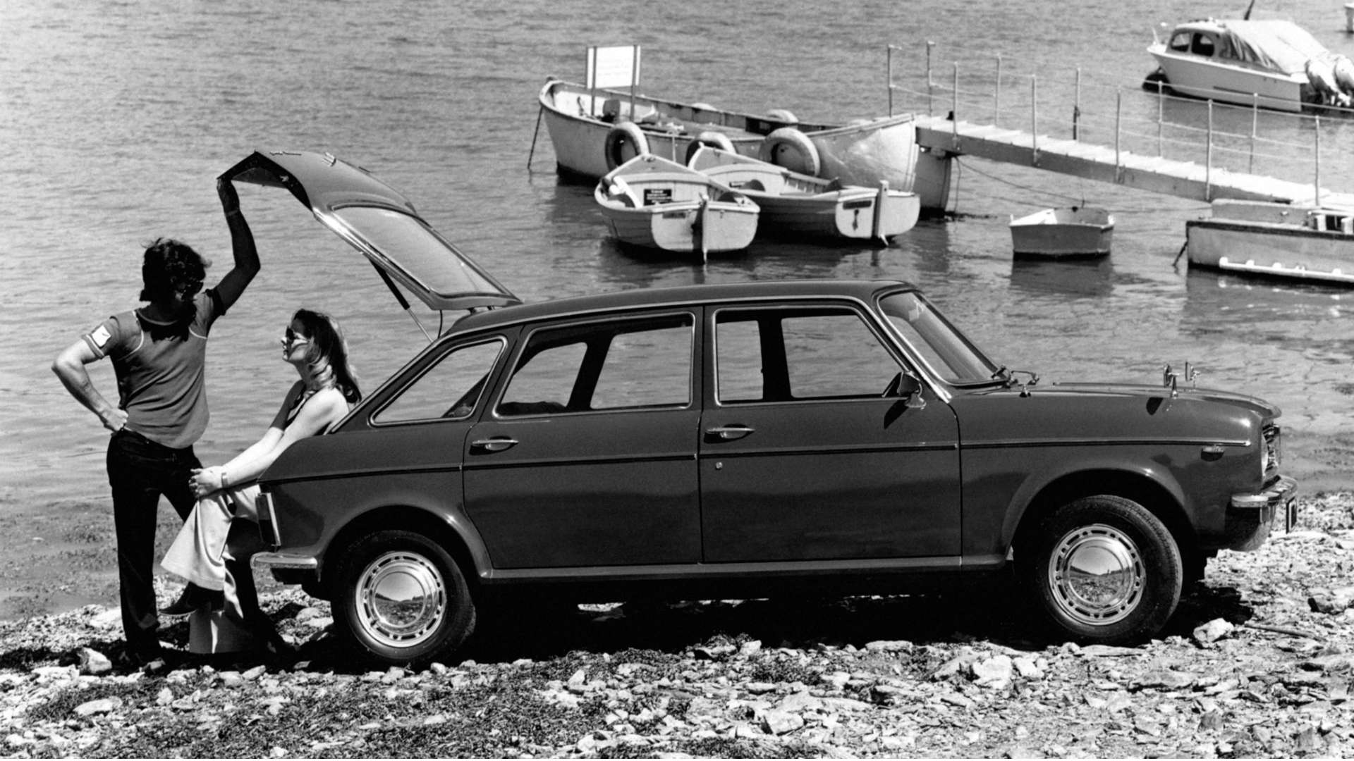 The great British blunder: 50 years of the Austin Maxi