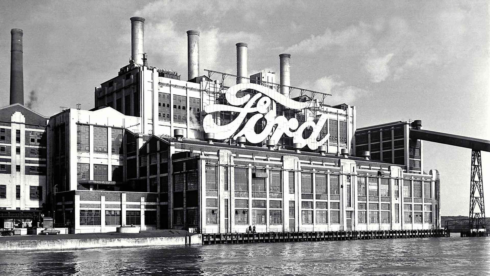 Ford Dagenham
