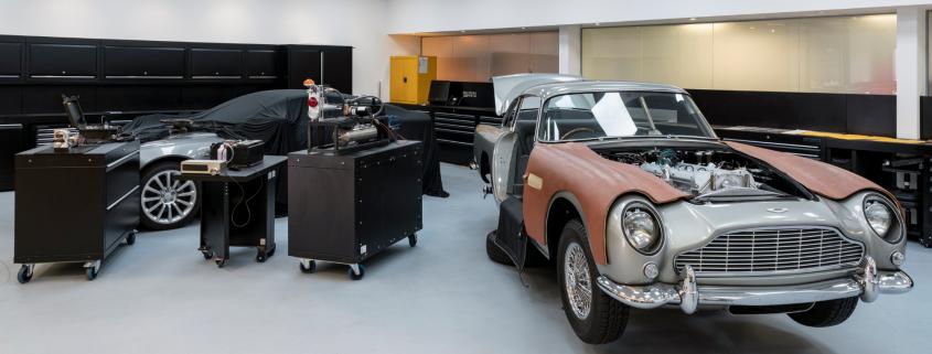 Bond Aston DB5