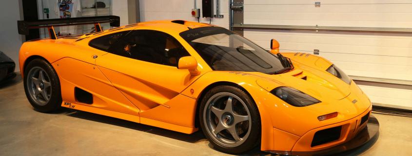 Gordon Murray McLaren F1 LM