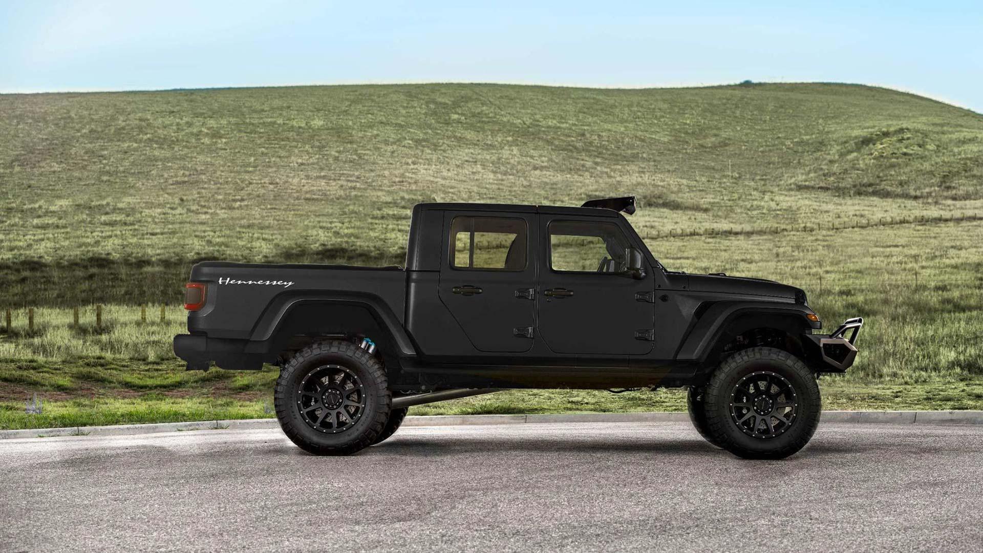 Hennessey Maximus Jeep Gladiator