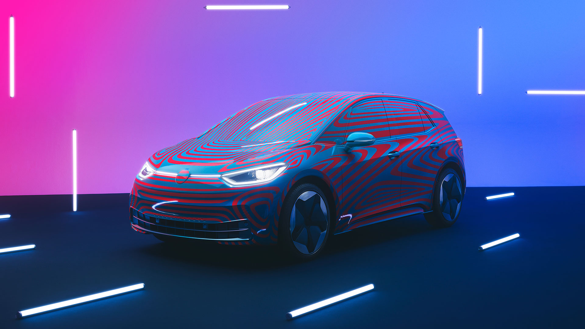 Huge demand for electric Volkswagen ID 3 special edition