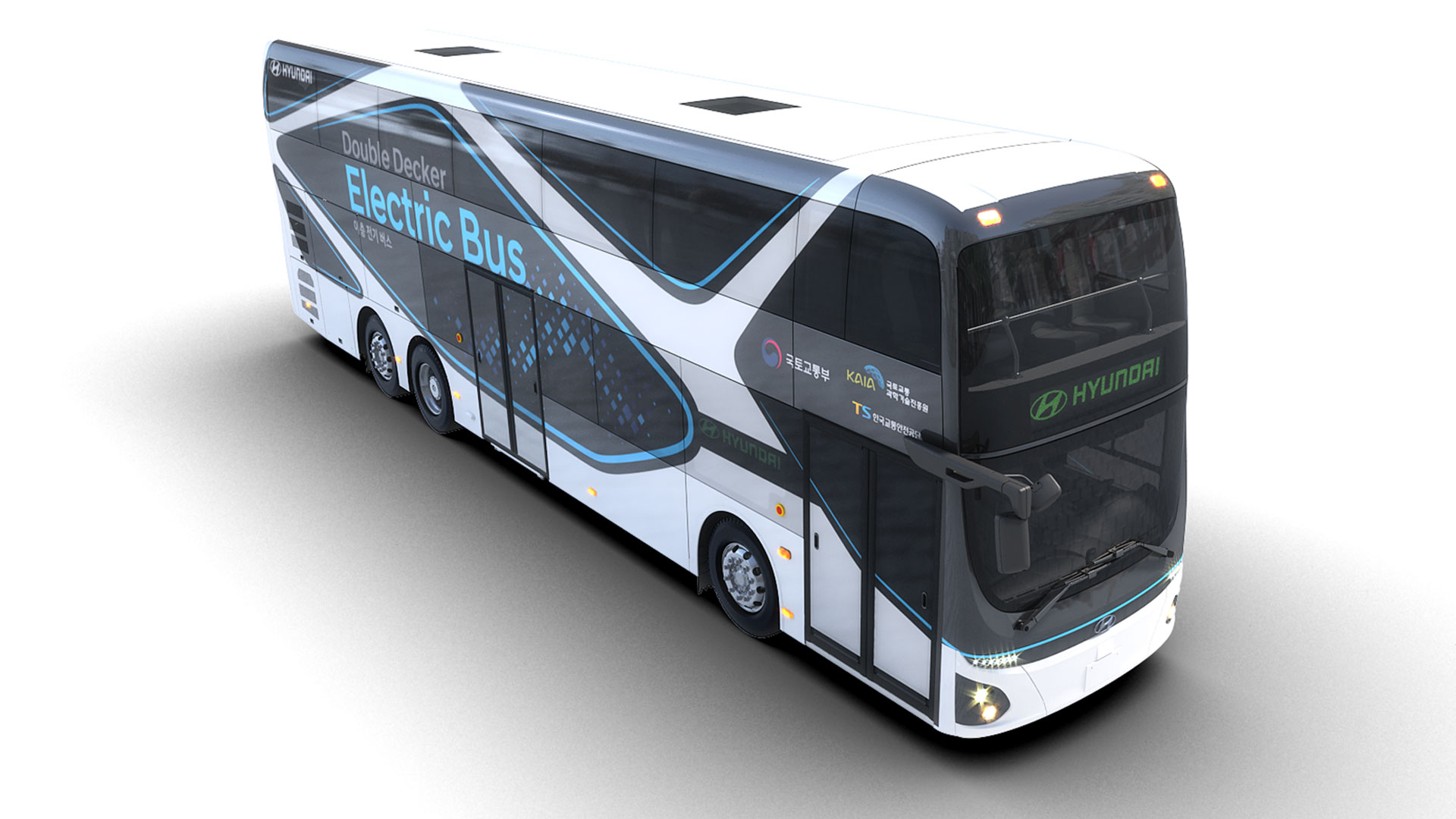 Hyundai all-electric bus