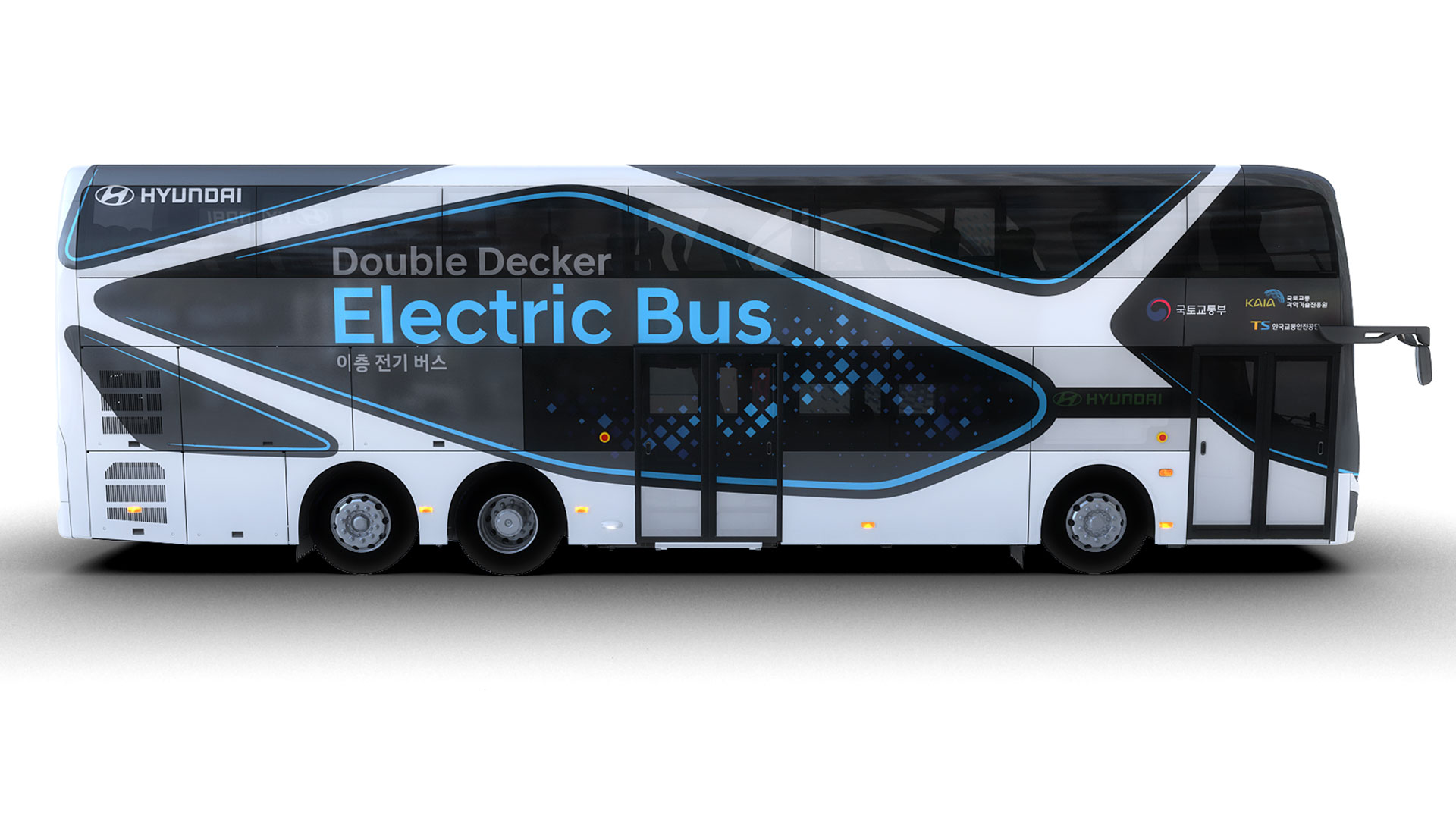 Hyundai electric bus