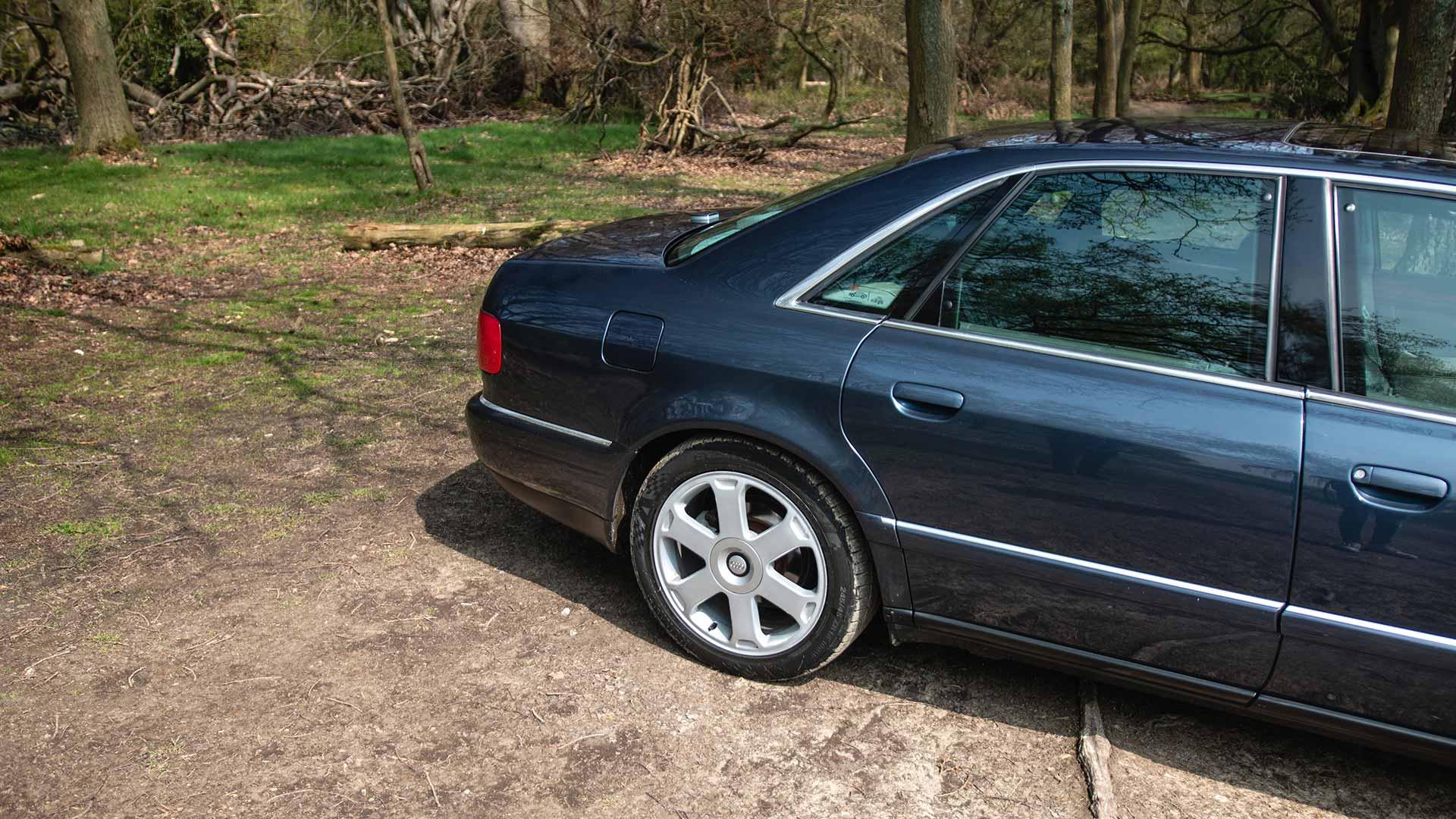 Audi long-term review