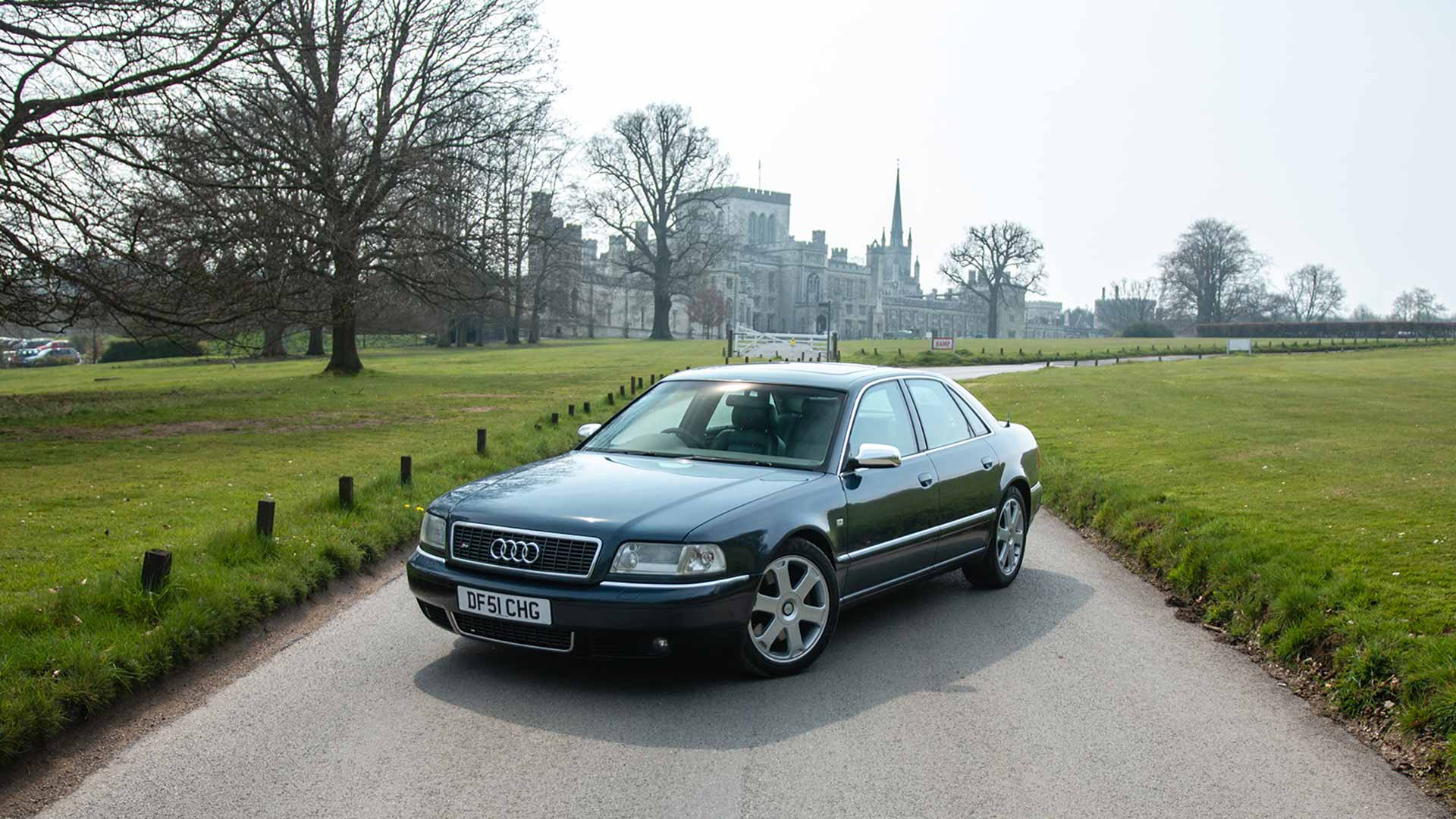 Audi S8 long-term review