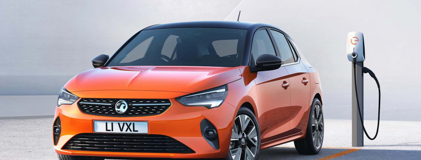 New Vauxhall Corsa-e first look