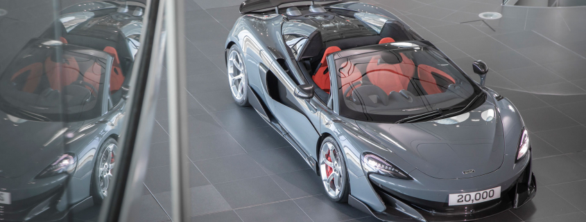 McLaren Automotive 20000