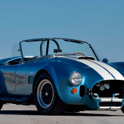 Mecum Indy 2019 Shelby Cobra Juliano Collection