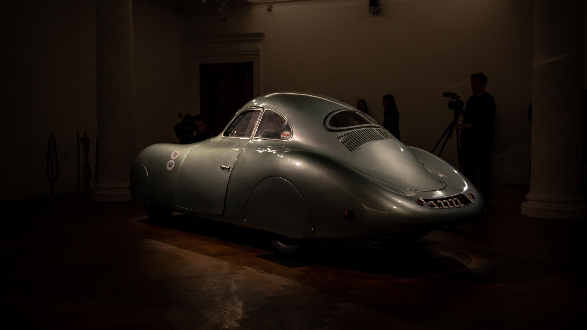 Porsche Type 64 chassis three
