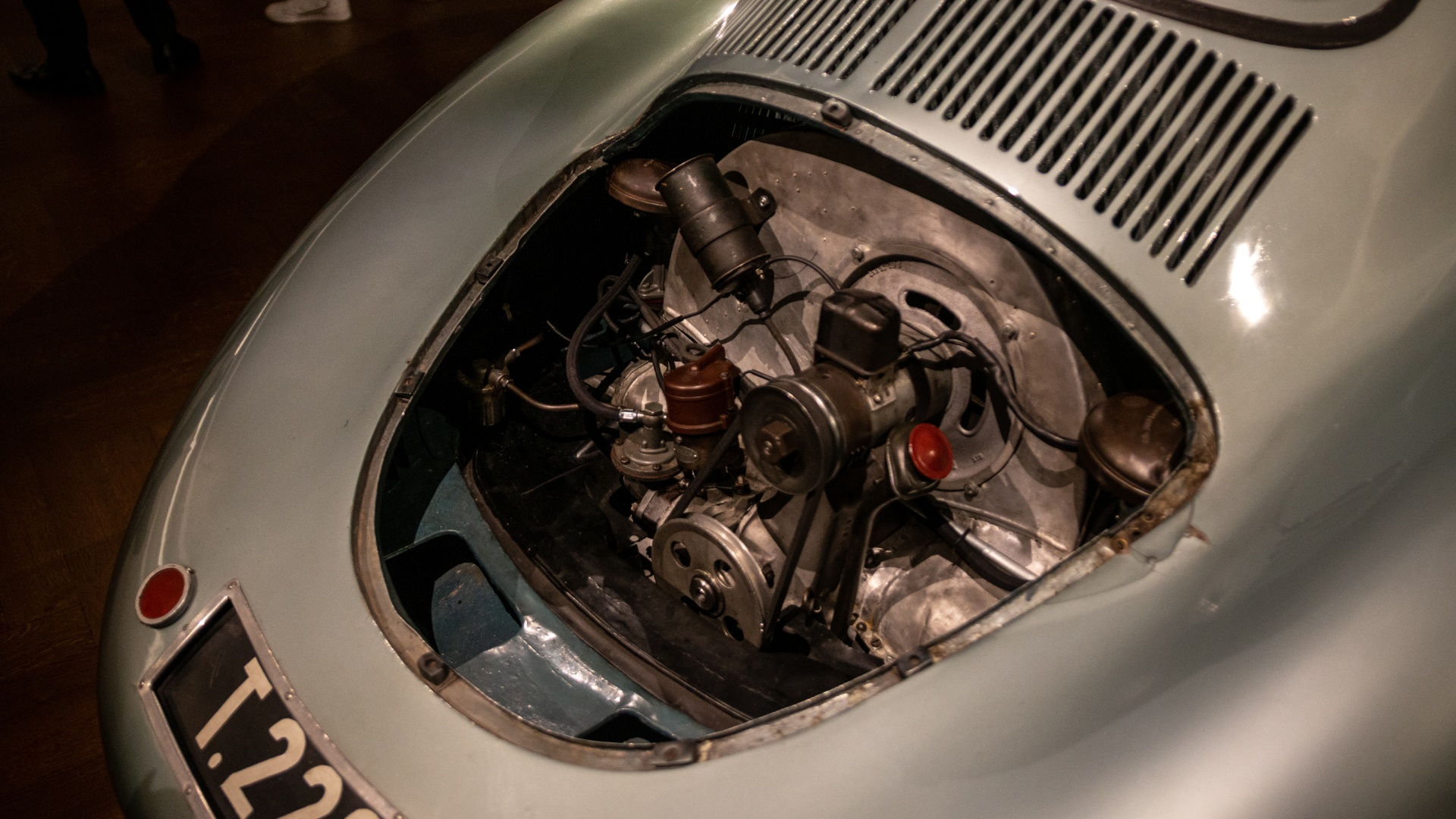 Porsche Type 64 engine
