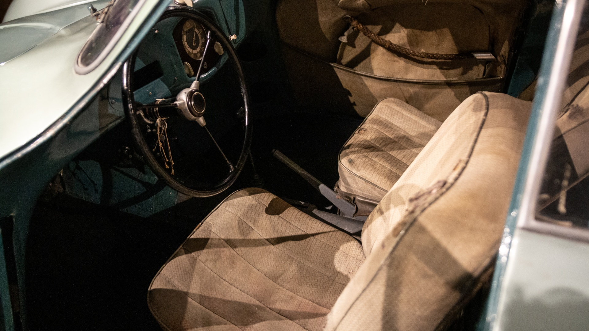 Porsche Type 64 seat