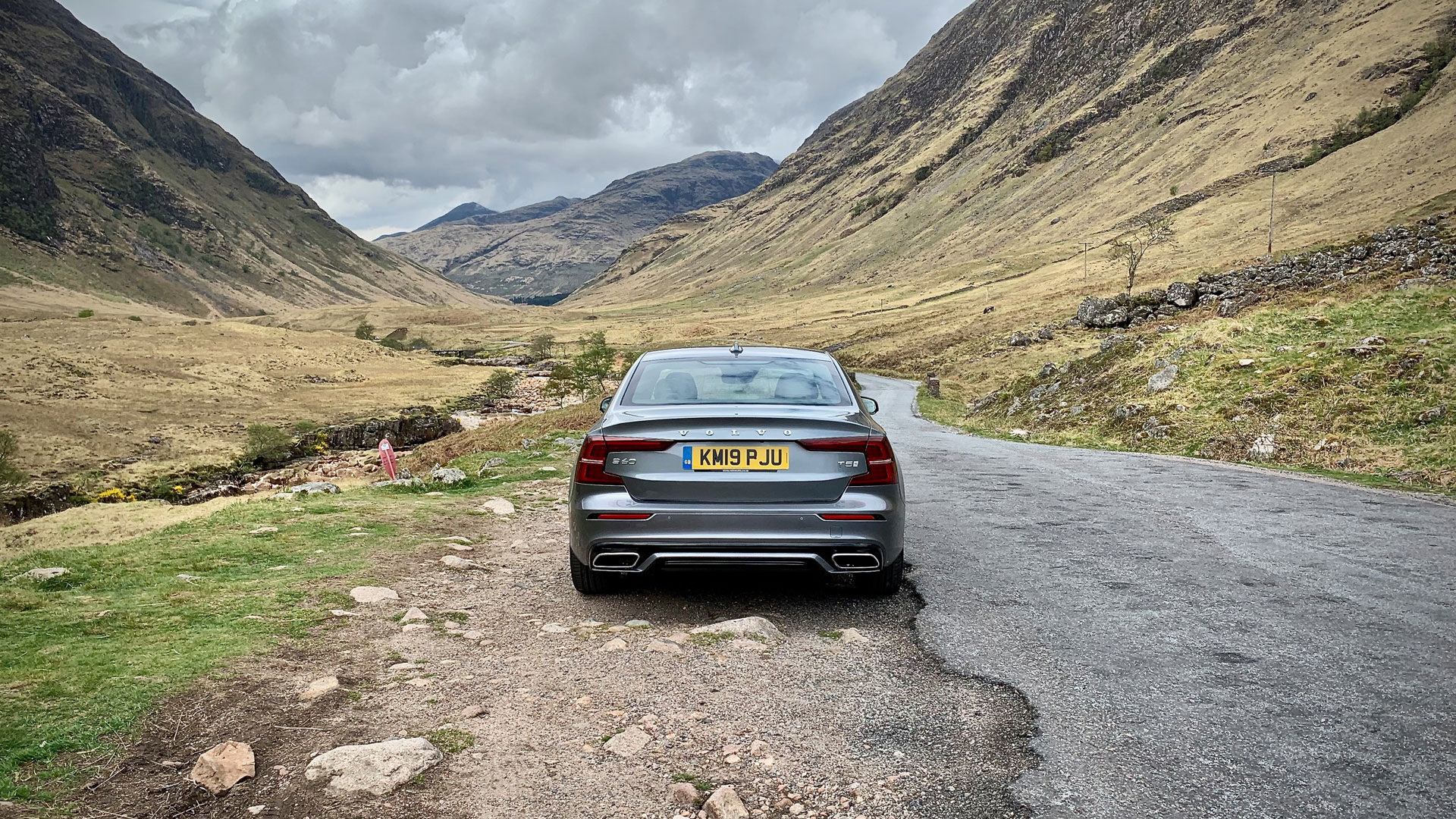 Volvo S60 T5 at Skyfall