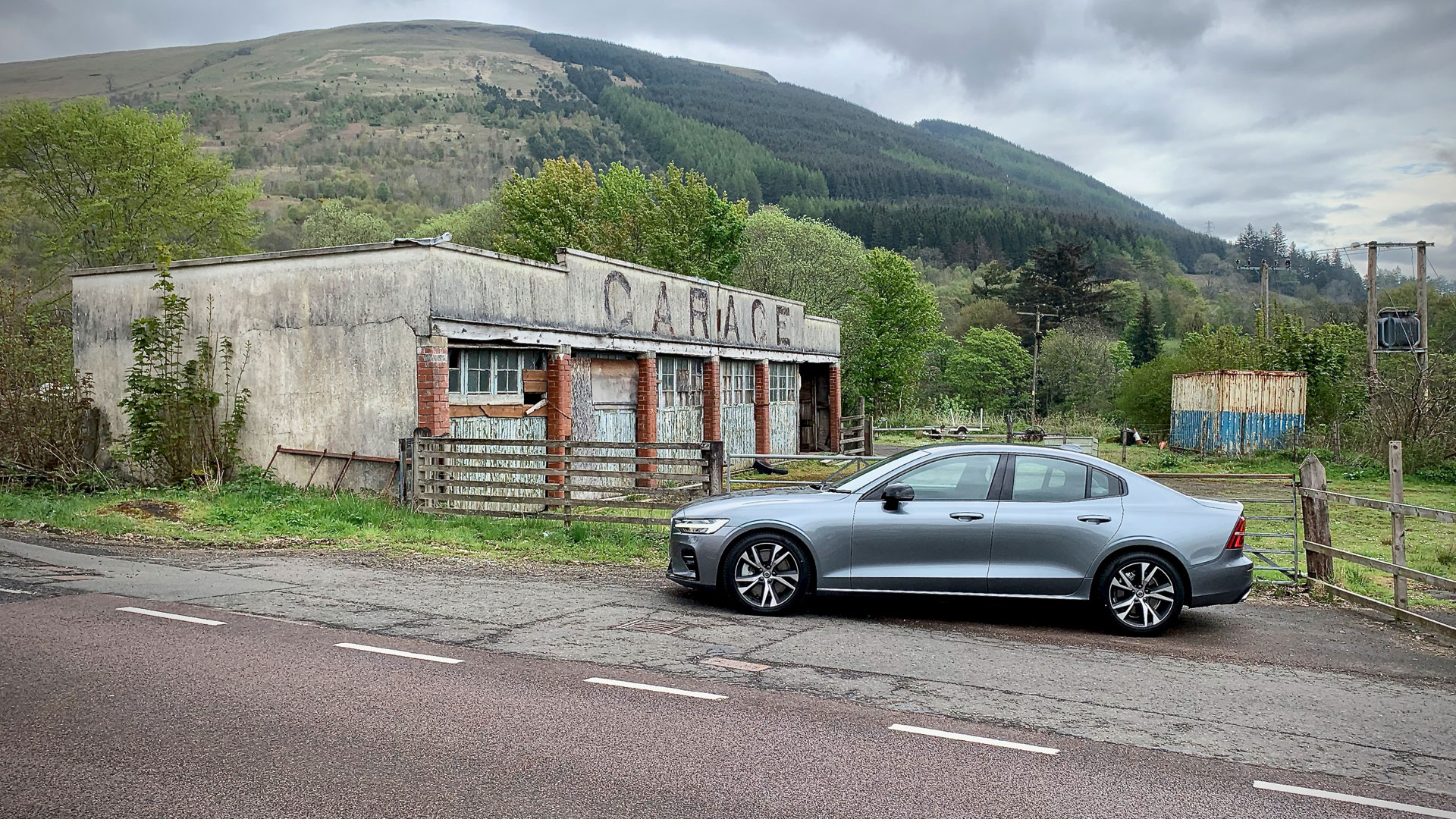 Volvo S60 first UK drive