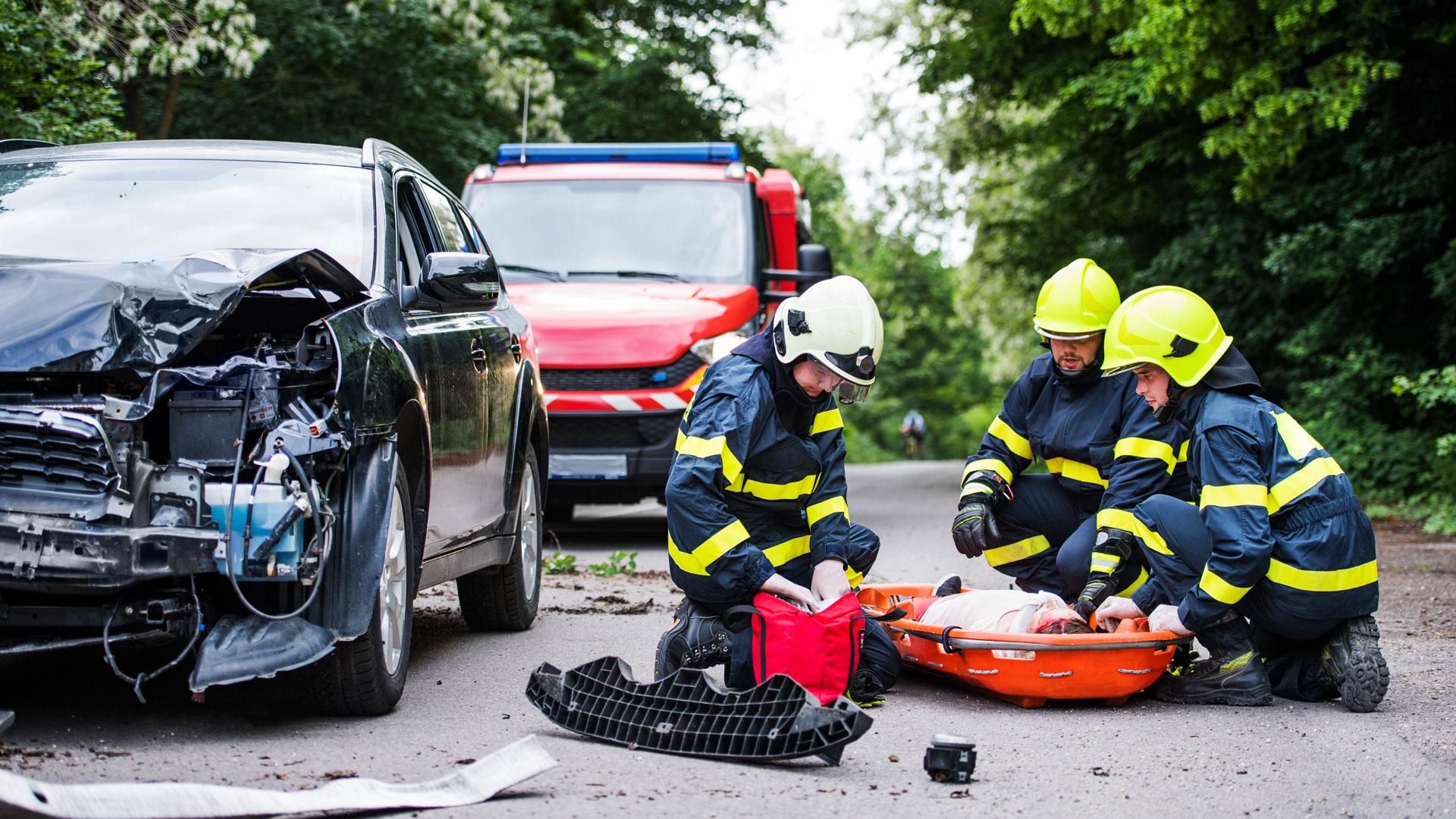 road traffic injury