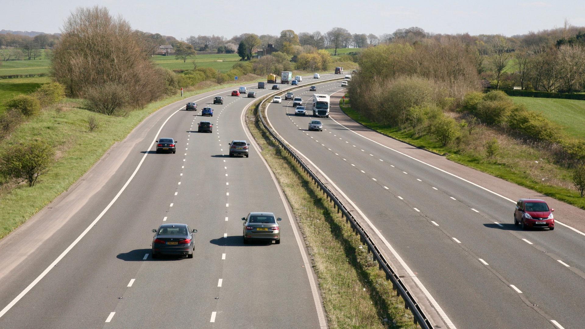Traffic-free roads