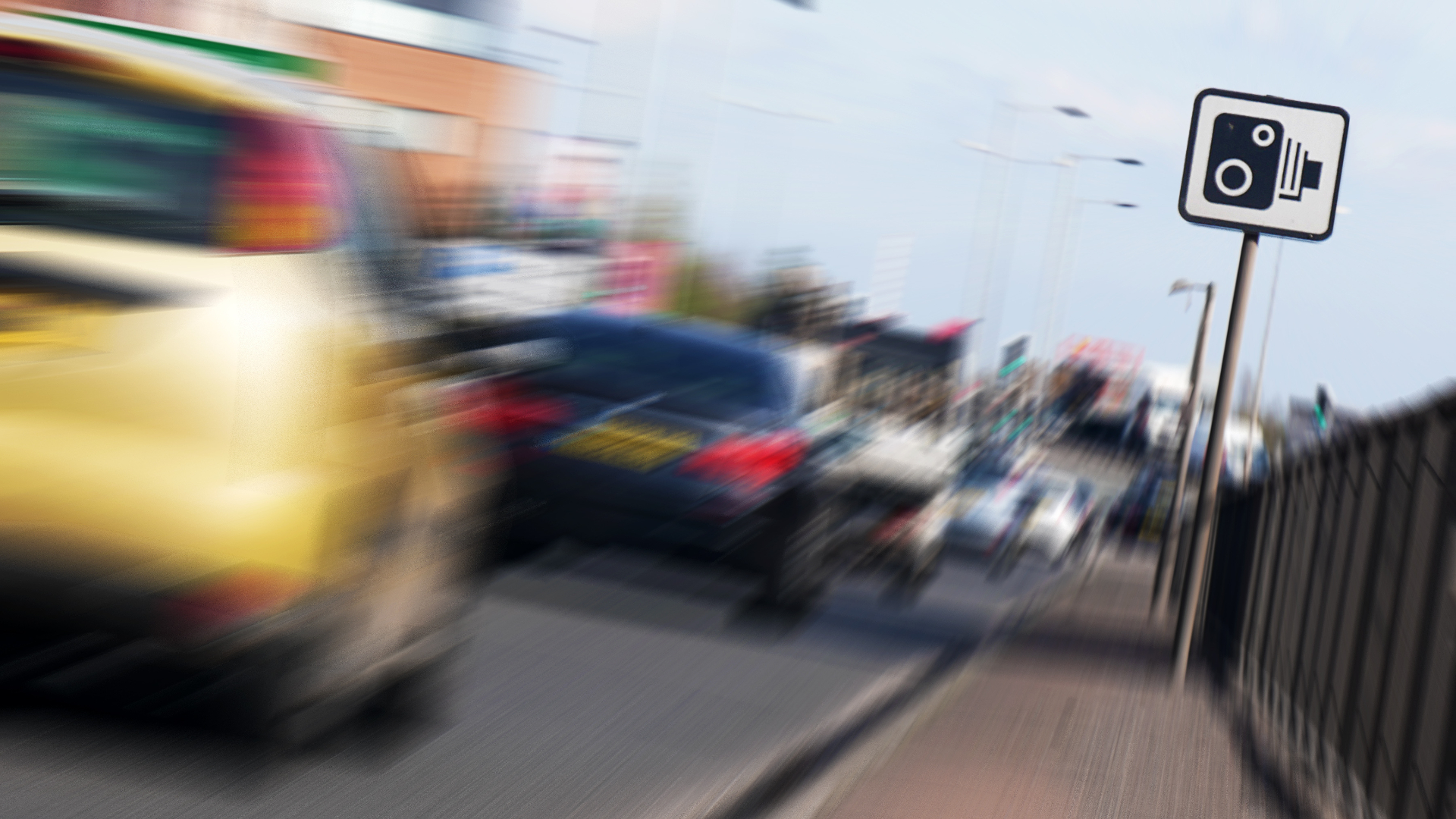 What is the margin for error of UK speed cameras?