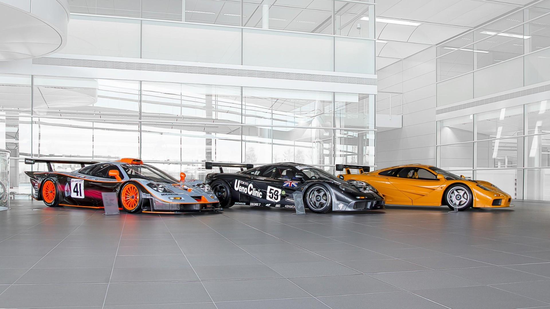 Le Mans road cars